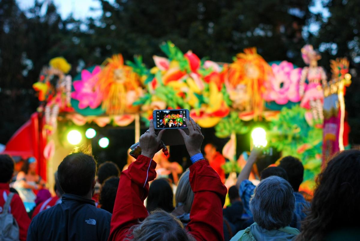 Thames festival - highlights
