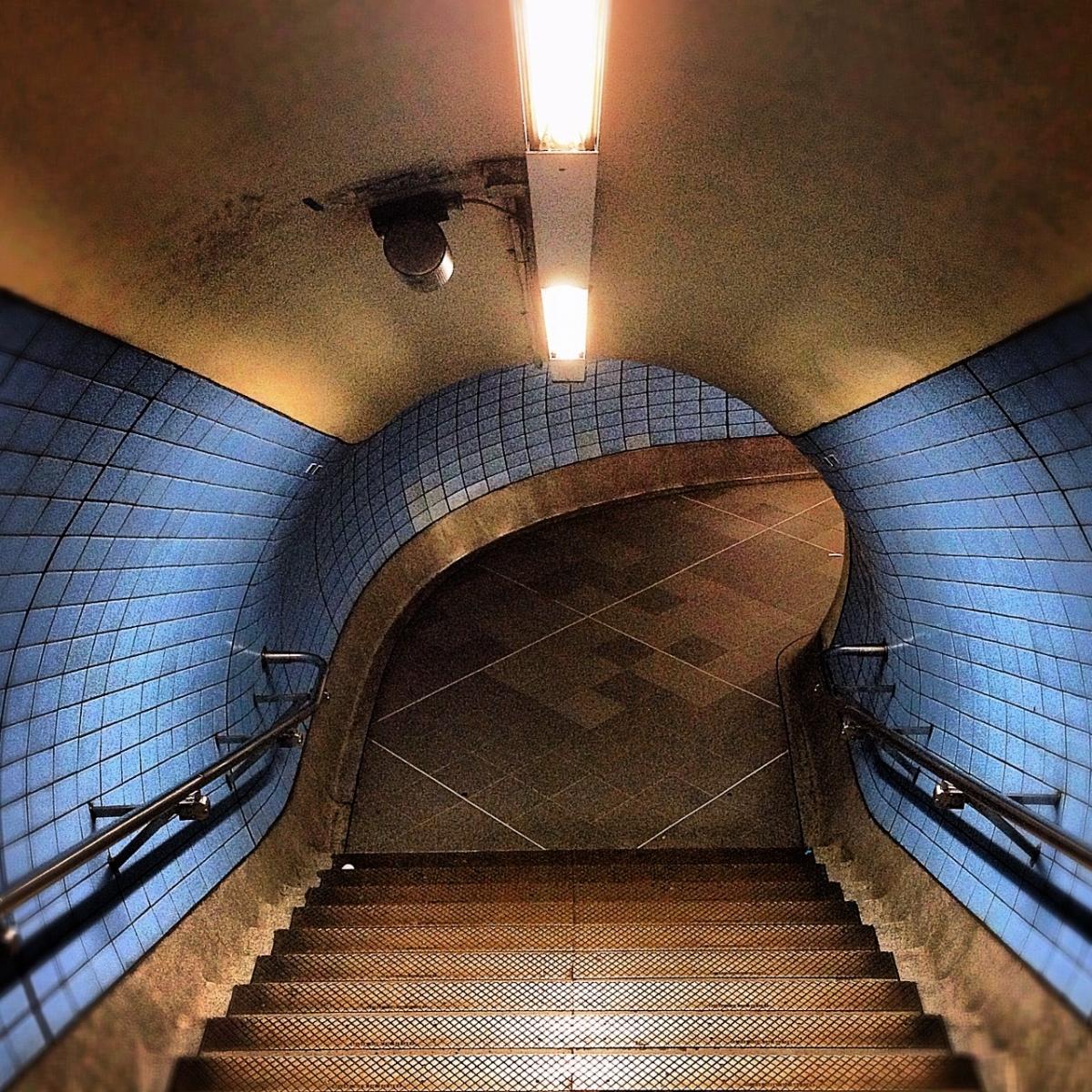 Subway Embankment