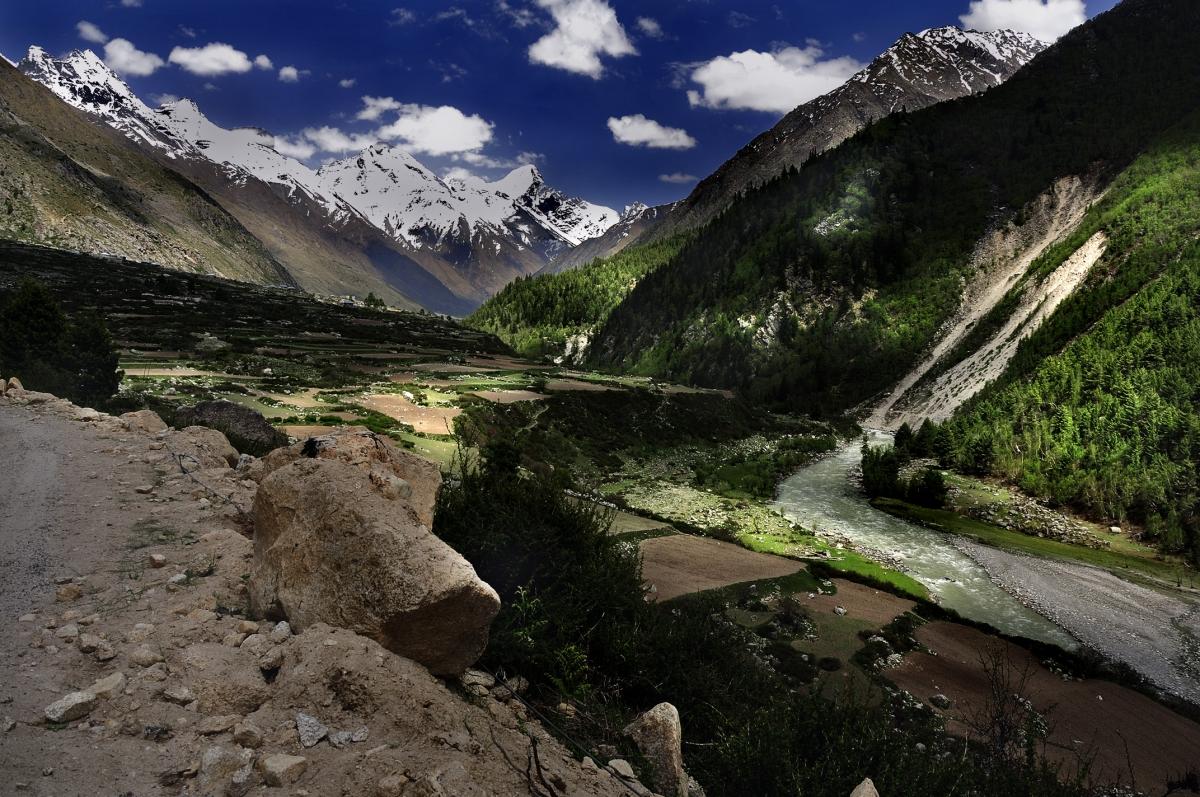 Chitkul valley