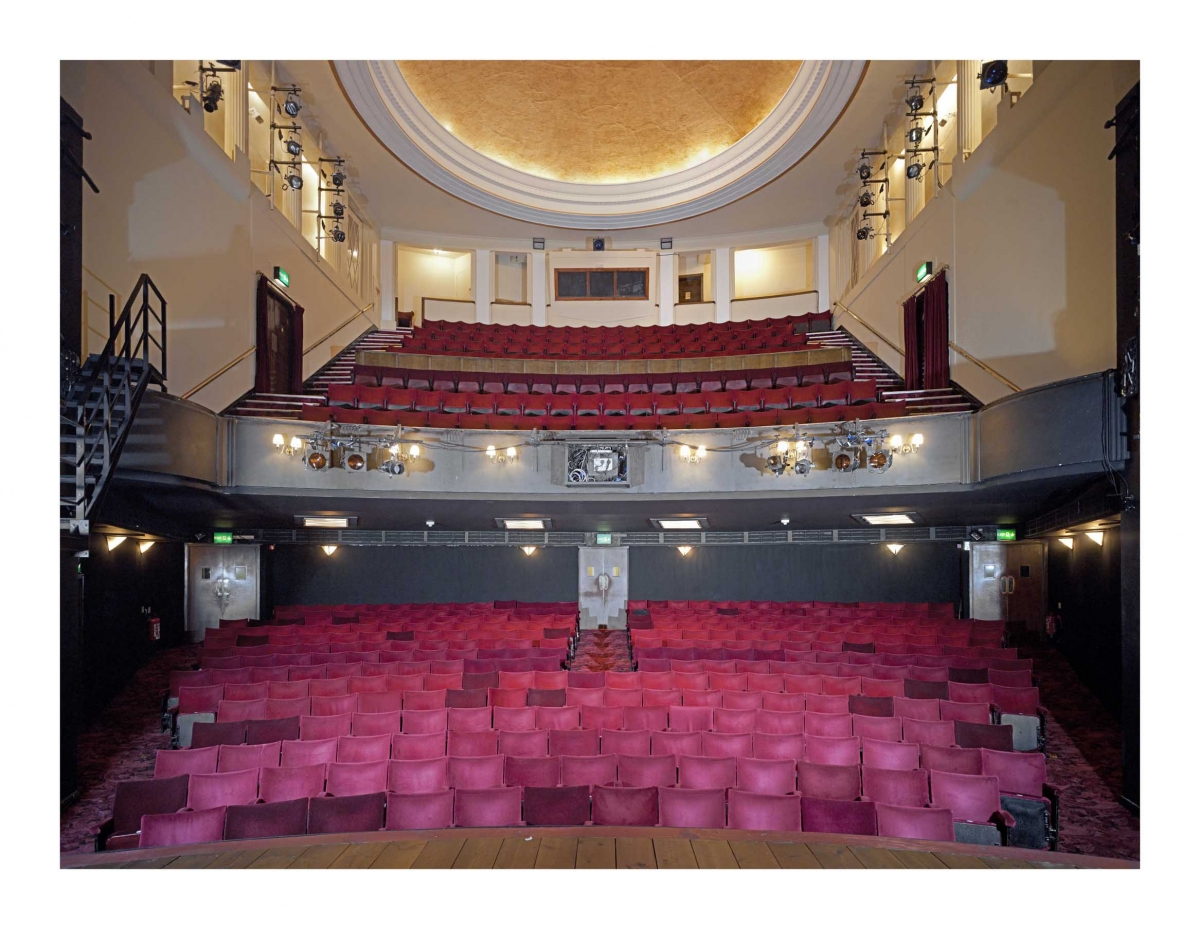 How To Photograph Interiors The Duchess Theatre Catherine Street London December