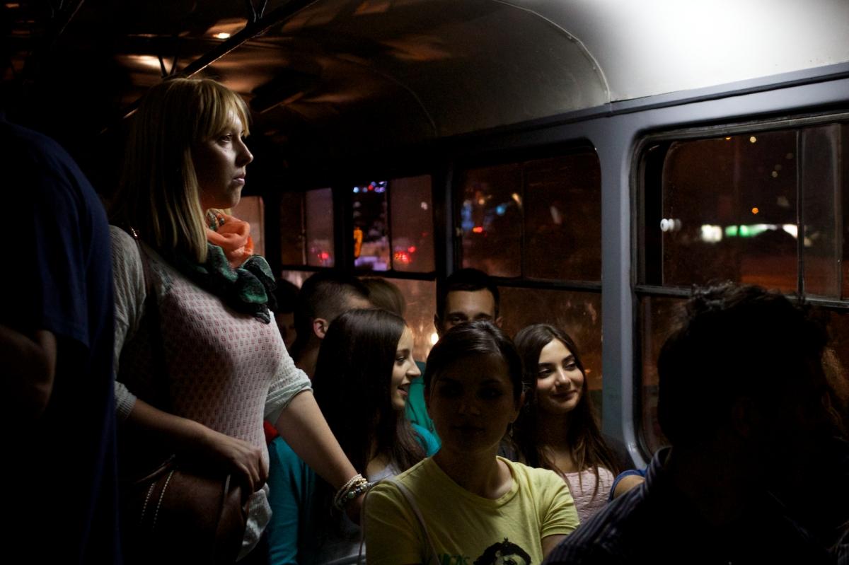 'Tram 3' by Emilie Houwat