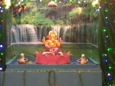 My Gannu bappa