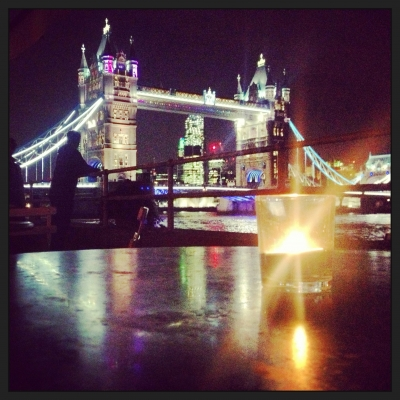 Tower Bridge by Candlelight