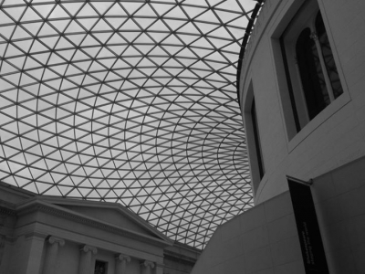 Old & new at the British Museum