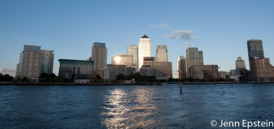 Banking on Thames