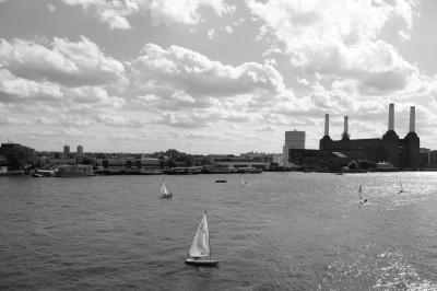 sailing london