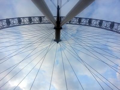 Good old London Eye