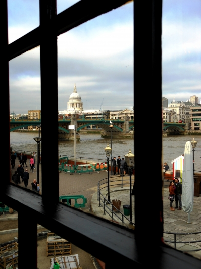 St Paul's Perspective