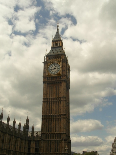 Big Ben the whole