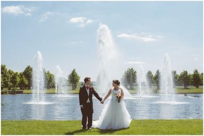 Hampton Court Fountains