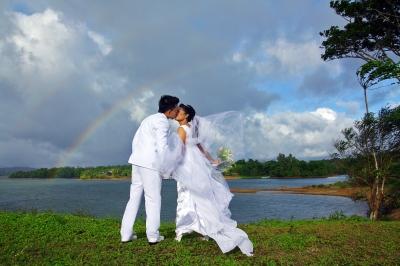 Lake View Kiss