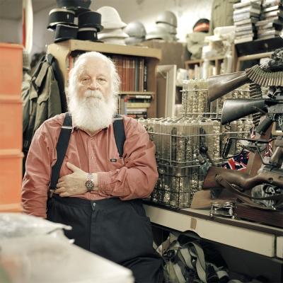 Portsmouth Shopkeeper