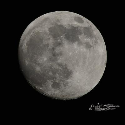 99% Super Moon