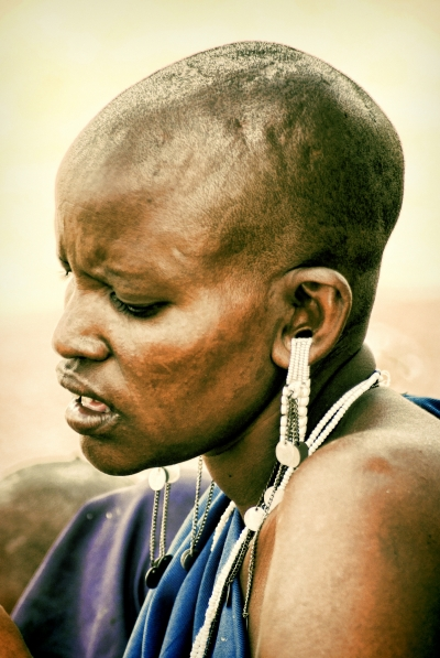 Massai Woman