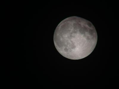 Super Moon #2 iPhone