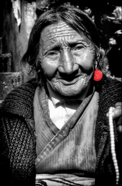Nepalese Elder