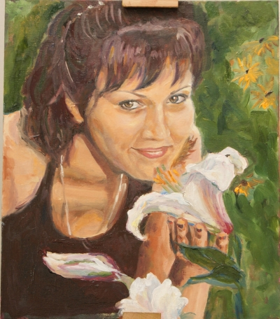 Portrait Valentina