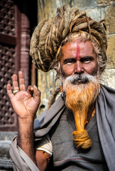 Sadhu magic