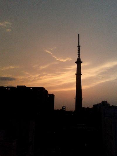 amazing tv tower