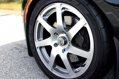 Tesla Motors - Roadster Wheel
