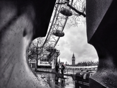 The Keyhole to London