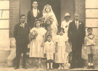 1930'3 Wedding - Allahabad India