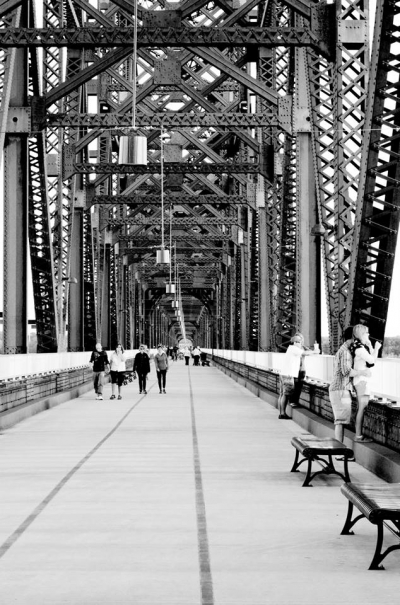 Louisville Walking Bridge