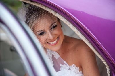 Bride of southern Brazil