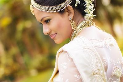 Beautiful Sri Lanka Bride