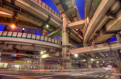 Hakozaki Expressway Junction