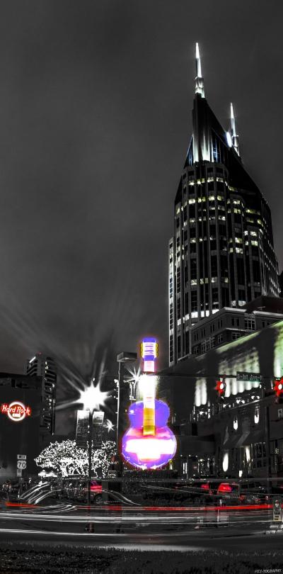 Hard Rock Cafe of Nashville
