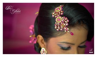 Sri Lankan Homecoming Bride