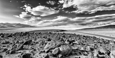 Death Valley Spread