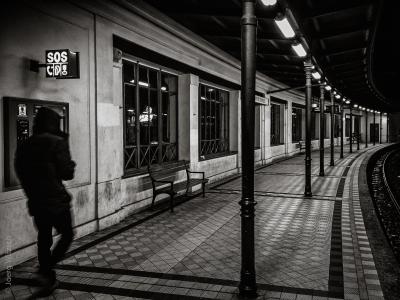 Vienna Streetcar Station