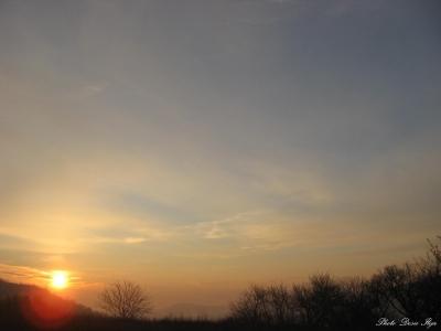 Spring Sunrise 26.03.'14. ; )