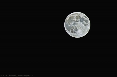 My Super-Moon