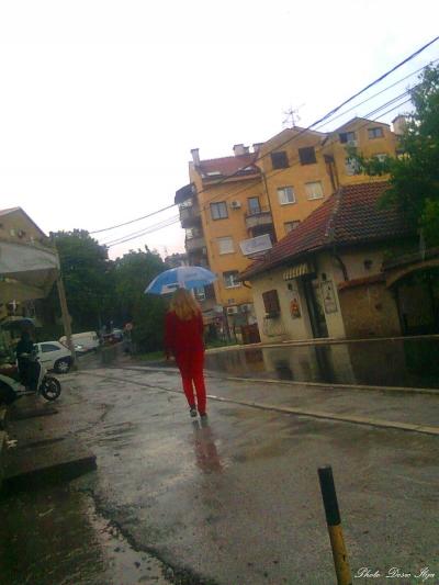 Rainy Street. 24.05.'14. ; )
