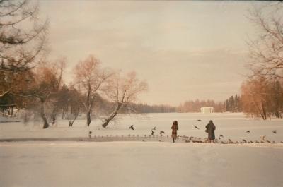 Leningrad region, Gatchinapark