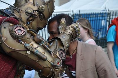 Robo with Gordo