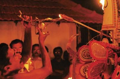 Theyyam 3