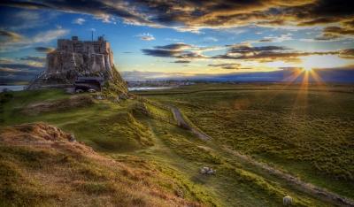 Lindisfarne Castle - Holy Island