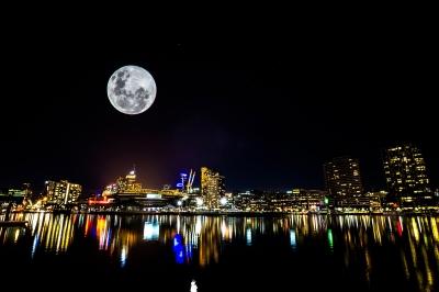 Perigee Moon 2013, Australia