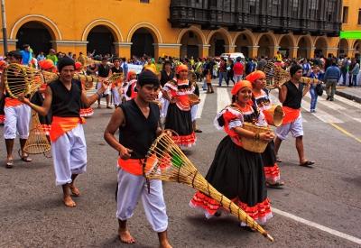 Colorful carnival