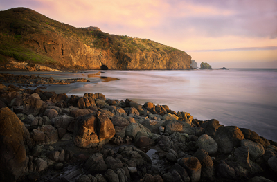 Sunset Cove New Zealand