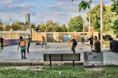 An Urban Recreation
