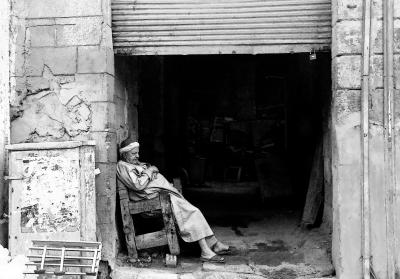 Al-Gamaliyya, Old Cairo - A Man's Center