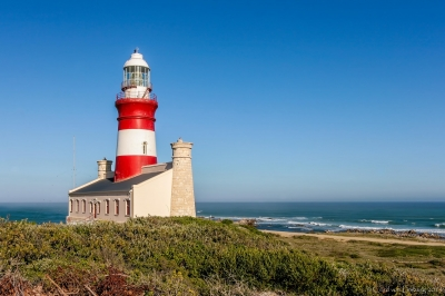 Lighthouse at Cape Agulhas