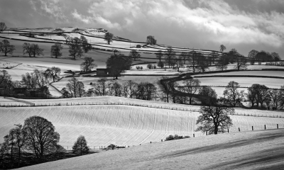Lowther Valley, Mid-winter