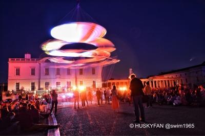 Space, lights, music