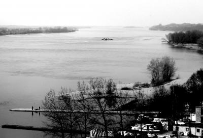 the Vistula River